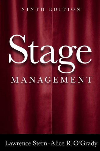 Stage Management (9th Edition)