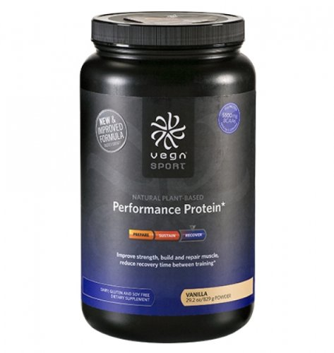 Vega Sport Performance Protein Vanilla - 829 g - Powder