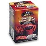 Black Mountain Gold Gourmet Coffee Pods Moka Java 14 Ct