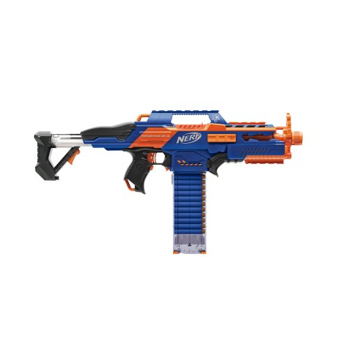 Nerf N-Strike Elite Rapidstrike CS-18 Blaster (Colors may vary) (Nerf Made compare prices)