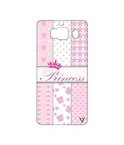 Vogueshell Princess Pattern Printed Symmetry PRO Series Hard Back Case for Xiaomi Redmi 2s