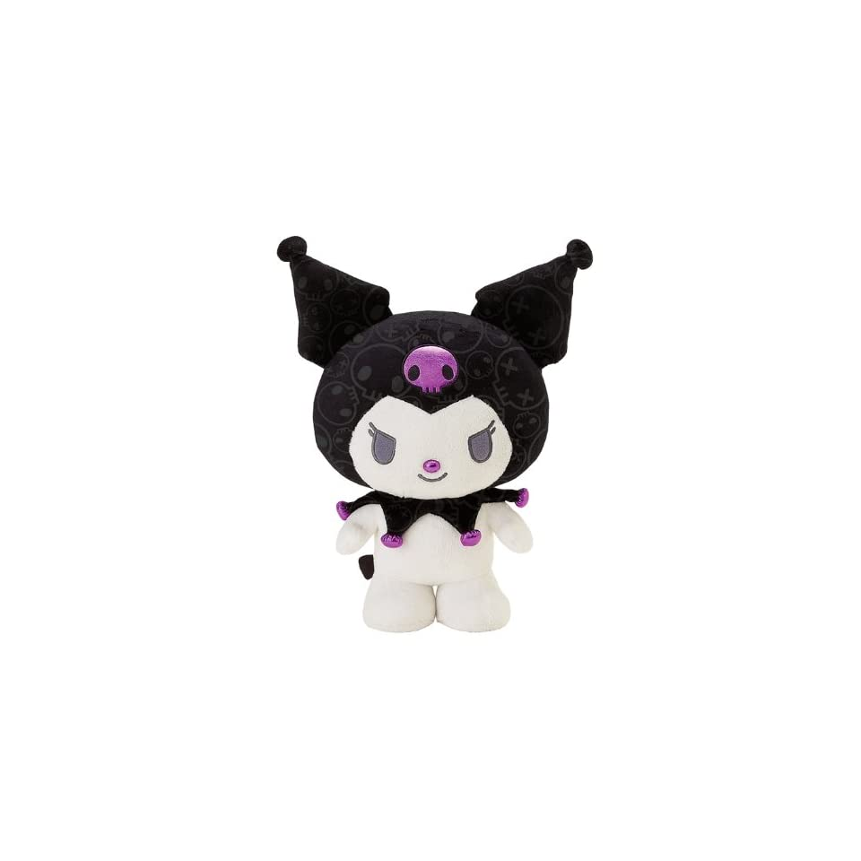 Sanrio Hello Kitty Friend Kuromi 12 Standing Plush Doll