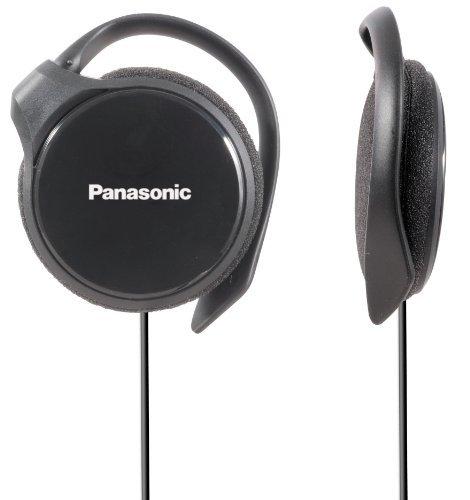 Panasonic Rphs46Ek Black Slim Headphones