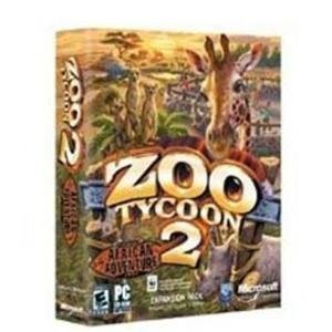 Microsoft Zoo Tycoon 2:  African Adventure Expansion Pack