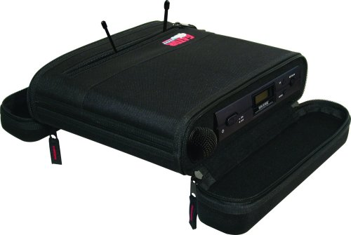 Gator Cases Eva Case For Wireless Microphone (1 Space)