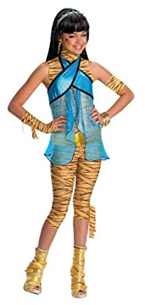 Monster High Cleo de Nile Costume - As Shown - Large