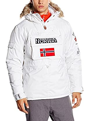 Geographical Norway Chaqueta Building (Blanco Roto)