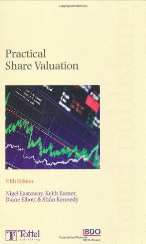 Practical Share Valuations: Fifth Edition