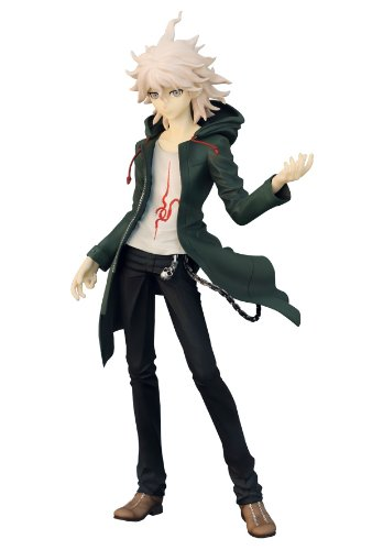Ultra High School Class Super Danganronpa 2 Komaeda Nagito PVC Figurine