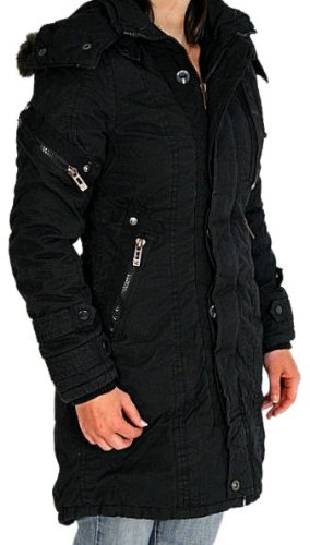 Winterjacke wellensteyn damen