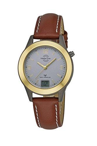 Master Time Funk Expert Titan Series Damenuhr MTLT-10482-42L Damen-Funk-Armbanduhr