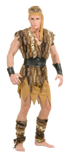 Adult Caveman Costume 02185