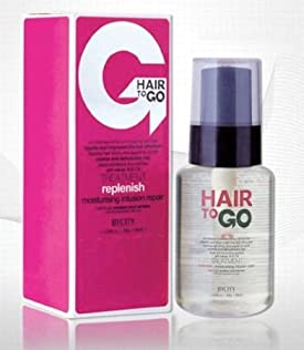 Hair To Go Treatment Replenish Moisturising Infusion Repair Improves Dry Hair