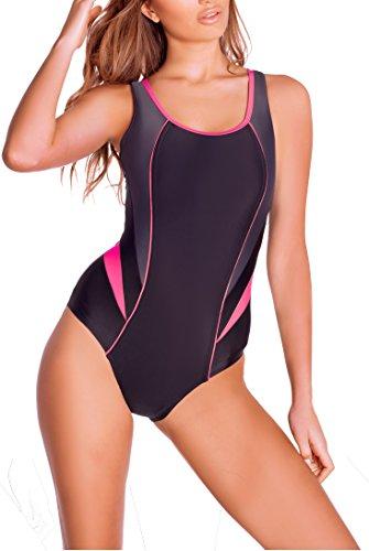 nexi-alina-maillot-de-bain-pour-femme-40-schwarz-grau-rosa