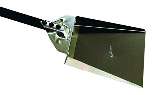Pizza Oven Ash Shovel Stainless Steel, 59 Inch Handle front-482166