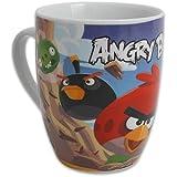 Angry Birds 10 Oz Porcelain Barrel Mug