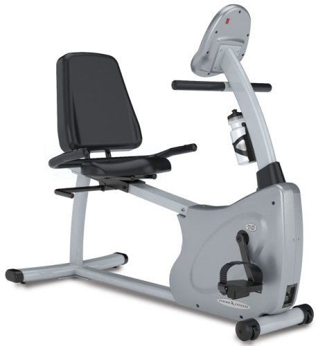 Vision R1500 Recumbent Bike with Simple Console