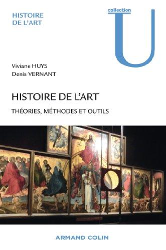 Viviane Huys - Histoire de l'art:Théories, méthodes et outils