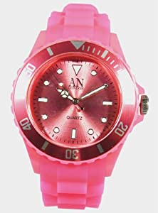 Buy Unisex Classic Style Silicon ICE Watch - Unisex ICE Wrist Watches -Pink ICE  Watch 5857b685e9