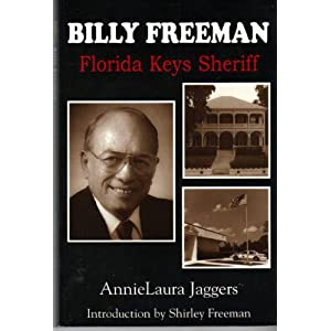 Billy Freeman, Florida Keys Sheriff