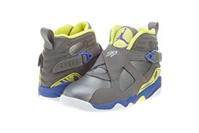 Buy Air Jordan 8 Retro (PS) Little Girls Basketball Shoes by Nike