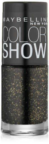 Maybelline New York Color Show Nail Lacquer, Twilight Rays, 0.23 Fluid Ounce
