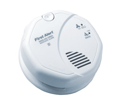 First Alert Sc7010B Hardwire Photoelectric Smoke And Carbon Monoxide Alarm With Battery Backup