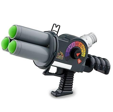 Disney Exclusive Emperor Zurg's Blaster-image