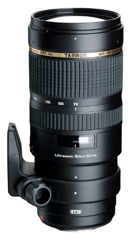 Tamron Telephoto Zoom Lens Sp A009 - 70 -200 Mm