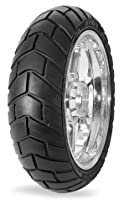Avon Tyres Distanzia AM44 Tire - Rear - 110/80S-18 , Position: Rear, Load Rating: 58, Speed Rating: S, Tire Size: 110/80-18, Rim Size: 18, Tire Type: Dual Sport, Tire Construction: Bias, Tire Application: All-Terrain 2979411
