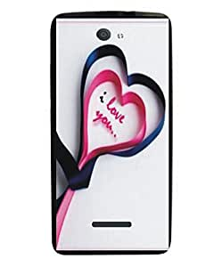 Techno Gadgets Back Cover for Karbonn Aura