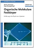img - for Organische Molekulare Festk rper (German Edition) book / textbook / text book