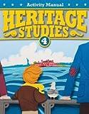 BJU Heritage Studies 4 Activity Manual 3rd Edition