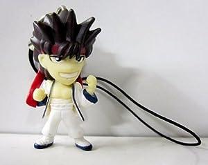 Rurouni Kenshin: Sagara Sanosuke Phone Charm Strap