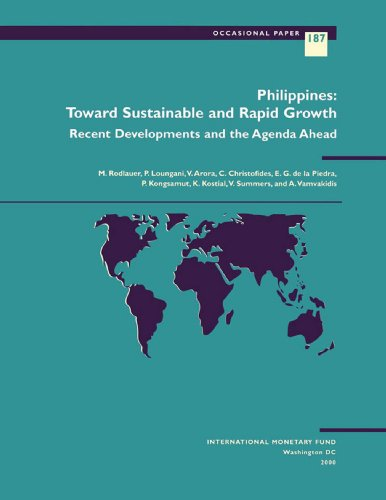 Philippines: Toward Sustainable and Rapid Growth (Occasional Paper (International Monetary Fund))