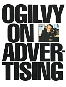 "Cover of ""Ogilvy on Advertising"""