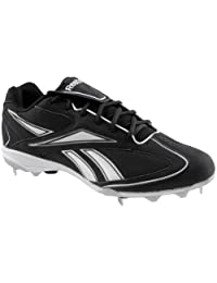 Reebok Mens Vero Iii Low M5-Nubuck Metal Cleats