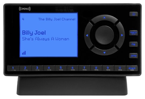 Siriusxm Satellite Radio Xez1H1 Onyx Ez Satellite Radio With Home Kit