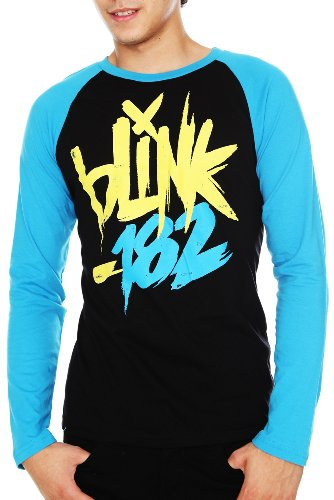Blink-182 Logo Long-Sleeved