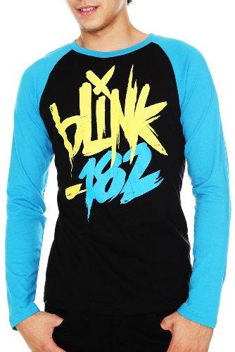 Blink-182 Logo Long-Sleeved