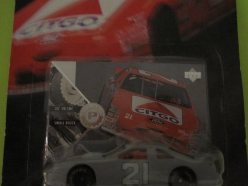 Citgo #21 Hot Wheels Pro Racing Test Track Ford Thunderbird - 1