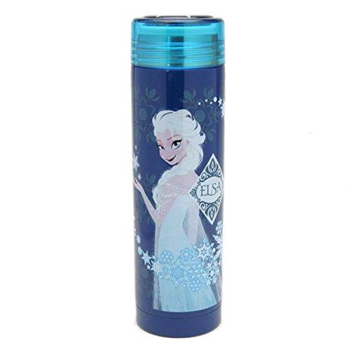 スリム パーソナル ボトル (水筒) 300ml エルサ アナと雪の女王 ディズニー