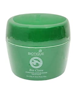 Biotique Skin Care Anti BIO Clove For Oily & Acne prone Skin - 235gm