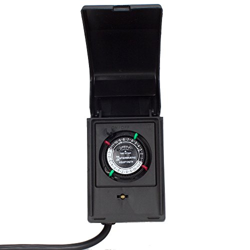 Intermatic P1121 Heavy Duty Outdoor Timer 15 Amp picture