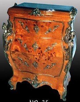 Baroque Rococo Antique Style Dresser Historicism MoAl0025