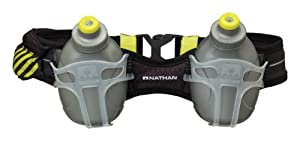 Nathan Mercury 2 Bottle Hydration Belt by Nathan