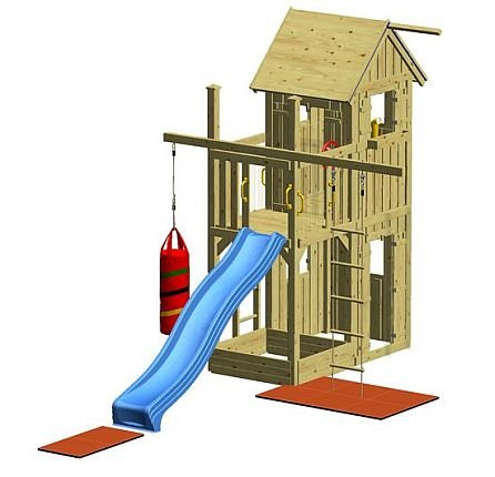 WINNETOO Spielturm GP720