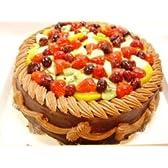 全国通販チョコレートのウェディングケーキ 10号冷凍バースデーケーキ【バースデーケーキ 誕生日ケーキ デコ】::146