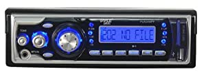 PYLE PLR24MPF AM/FM Receiver MP3 Playback with USB/SD/AUX-IN (Discontinued by Manufacturer)
