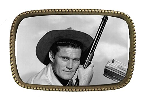 Chuck Connors Belt Buckle (Connor Belt compare prices)